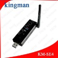 4 Channel 2.4GHz Wireless USB DVR Digital Video Audio Capture Adapter