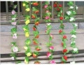 10pcs/lot Free shipping Artificial Small peony flower vine,Wedding decoration rattan,house decoration
