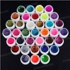 wholesale New 36 Colors Glitter shiny UV Nail Art Tips Gel Glistens gel EzFlow