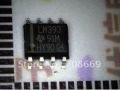 100pcs SMD LM393D LM393 Open Collector LOW POWER DUAL VOLTAGE COMPARATORS SOP-8