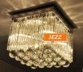 HALLWAY/PORCH/CHANDELIER LIGHT/LAMP/LIGHTING FIXTURE/K9 CRYSTAL/ ABSORB DOME LIGHT/ENERGY SAVE/GLASS/MINI/KID ROOM/BAR/HALL/ART