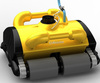 Free Shipping 2012 New Brand Auto Swimming Pool Cleaner with 70micron Filter Bag Porosity,24DV Motor Voltage,Cable 20m,