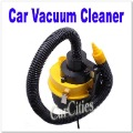 High Quality Mini Car Vacuum Cleaner,Yellow Portable Car Sweeper,High Power special-purpose vacuum cleaner,Free shipping