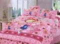 Shortcake strawberry girls bedding set kids active printing cartoon duvet cover 3PC set bedspreads coverlets pillowslips
