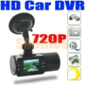 "2.0"" HD 720P Car Vehicle Dashboard IR Night Video Recorder DVR Camera Camcorder Free Shipping & Drop Shipping"