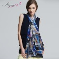 Women's scarf print breathable thin scarf sun cape FREE SHIPPING