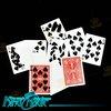 Fast Card Printing-king magic trick/magia/magie