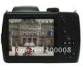 "Free shipping digital reflex camera with 21x optical zoom and 3.0"" TFT LCD,support to 31 language(Russian,English,Spanish...)"