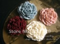 2012 Hot selling cute 33mm 14 colors Resin flower for DIY Accessory/mobilephone decoration Wholesale 50pcs/lot