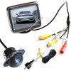 automobile rearview camera and monitor system (High quality CCD performace back up camera with guide line)