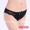 women temperament interest sexy underwear/ladies panties/lingerie/bikini underwear lingerie pants/ thong intimatewear 86486-6pcs
