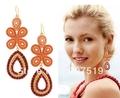 Retail Fashion Elegant Women Bohemia Earring Jewelry Factory Wholesale