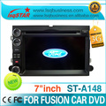 High quality LSQ Star Car DVD Player Ford Fusion with GPS Radio PIPV-CDC BT IPOD 3G