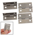 "16 Pcs Satin Nickel Door Hinge 1.4"" Internal Butt Free Shipping"