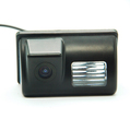 Car camera for Toyota Corolla EX / BYD F3/F3R with 1/4 CMOS image sensor PC1030 waterproof wide view angle with