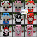 Lenovo a660 mobile phone case for lenovo a660 phone case a660 cartoon mirror protective case bag