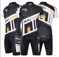 2012 RACING Team Short Sleeves Cycling/bike Jersey/wear set(jersey+shorts with pads