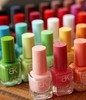 Min.order is $5 (mix order) BK 18s Quick dry 42 colors chromophous nail polish oil chromophous scented/nail art