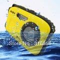 "Free Shipping New waterproof digital camera,2.7"" TFT screen,14 mega 8x zoom waterproof Digital Camera"