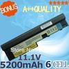 5200mAh 11.1v laptop battery for Lenovo IdeaPad S100 S10-3 S205 S110 U160 S100c S205s U165 L09S6Y14 L09M6Y14 6 cells