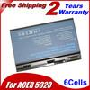 Laptop Battery For Acer Extensa 5210 5220 5230 5420 5420G 5610 5620 5620Z 5630 5630G 7220 7620Z TM00741 TM00751