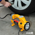 Typer auto play pump car hit pump inflatable pump with light tr-2026