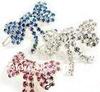 wholesale~varabow rhinestone dog hair clip jewelry