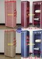 The HappyChino Racks 34cm Deep 7 layers shoe rack 6 grid combination of DIY Shoes Shelf a712342008435