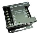 LED RGB power amplifier,DC12-24V input,6A*3 channel output