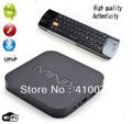 Free Ship MELE F10 Air Mouse MINIX NEO X5 RK3066 Dual Core Cortex A9 Google Smart Android TV Box Wifi Bluetooth USB RJ45 HDMI
