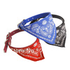 Small New Lovely Adjustable Pet Dog Cat Bandana Scarf Collar Neckerchief