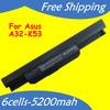 Laptop battery For Asus X53B X44E X53E X53S X53T X53U X53U X54F X54H X54K X84C X84S X84SLX84HR X53S X44HO