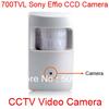 700TVL Sony Effio CCD Motion Detector Surveillance Security CCTV Hidden Camera
