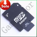 free shippping 10pcs 4GB MicroSD Micro SD HC Transflash TF CARD 4gb 8040