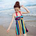size M L XL XXL Hot Sale Sexy Women swimsuit Swimwear Padded Boho Fringe Bandeau Top Bikini Set Free Shipping