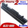 9cell AL31-1005 AL32-1005 ML32-1005 PL32-1005 Laptop Battery For Asus Eee PC 1001P 1001PX 1005 1005H 1005P 1101HA