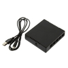Fashion 5port 5 Ports 10/100Mbps Fast Ethernet Network Switch Hub + USB Cable kable High Quality