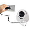EAZZYDV DC-902 CCTV Surveillance DVR Security Dome Camera Night Vision free shipping wholesale # 170081