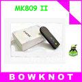 with retail box MK809 II Dual Core Android 4.1.1 TV Box Rockchip RK3066 Cortex A9 1.6GHz HDMI Wifi Bluetooth 3D USB Stick Dongle