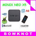 MINIX NEO X5 RK3066 Dual Core Cortex A9 Google Android 4.0 Iptv Box 1GB/16GB ROM Wireless Bluetooth USB RJ45 HDMI Smart TV Box