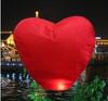 Free Shipping Heart Wishing Lamp SKY CHINESE LANTERNS BIRTHDAY WEDDING PARTY SKY LAMP 10Pcs/Lot