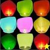Free Shipping Wishing Lamp SKY CHINESE LANTERNS BIRTHDAY WEDDING PARTY SKY LAMP 10Pcs/Lot