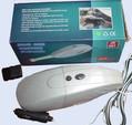 Golden road car vacuum cleaner jk-007 cleaning machine cigarette lighter type vacuum cleaner 230g