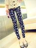 Hot 2013 Women Lady Sexy Star Printing Leggings Pants Trousers Fashion Stars New