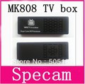 HOT SALE!!MK808 Andriod 4.1 Dual Core Rk3066 A9 1.6GHZ 1GB 8GB Mini PC WiFi TV Box 3D TV BOX TV Dongle,free shipping