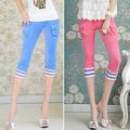 2013 summer velvet low-waist women's pants