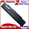 Laptop Battery For ACER Aspire One 721 721h 753 AO721 AO721h AO753 AL10C31 AL10D56 BT.00603.113 BT.00605.064