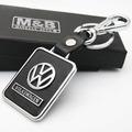 VW Volkswagen GOLF JETTA MK5 MK6 POLO CC Scirocco Passat Tiguan Touareg BORA Touran EOS keyring car keychain
