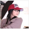 YBB B165 New Keep The Trend Of Korean Baseball Cap Unisex Couple Hat Leisure Cap Wholesale