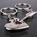 Free shipping Cupid arrow couple key chain lovers pendant key ring key chain